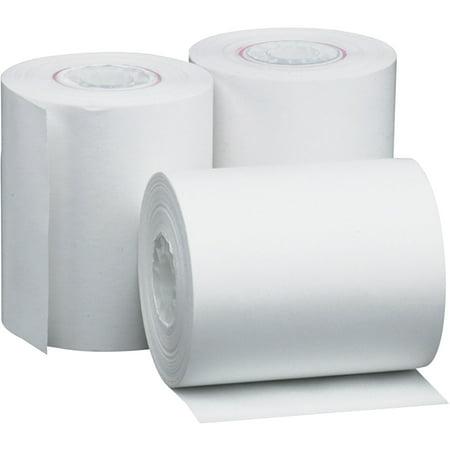 Machine Rolls (PM, PMC05208, Machine Receipt Thermal Print Rolls, 50 / Carton,)