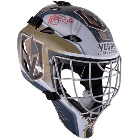 Malcolm Subban Vegas Golden Knights Autographed Replica Goalie Mask