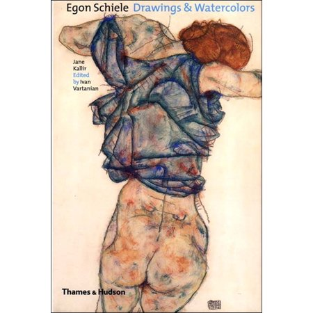 Drawing Watercolor (Egon Schiele : Drawings and Watercolors)