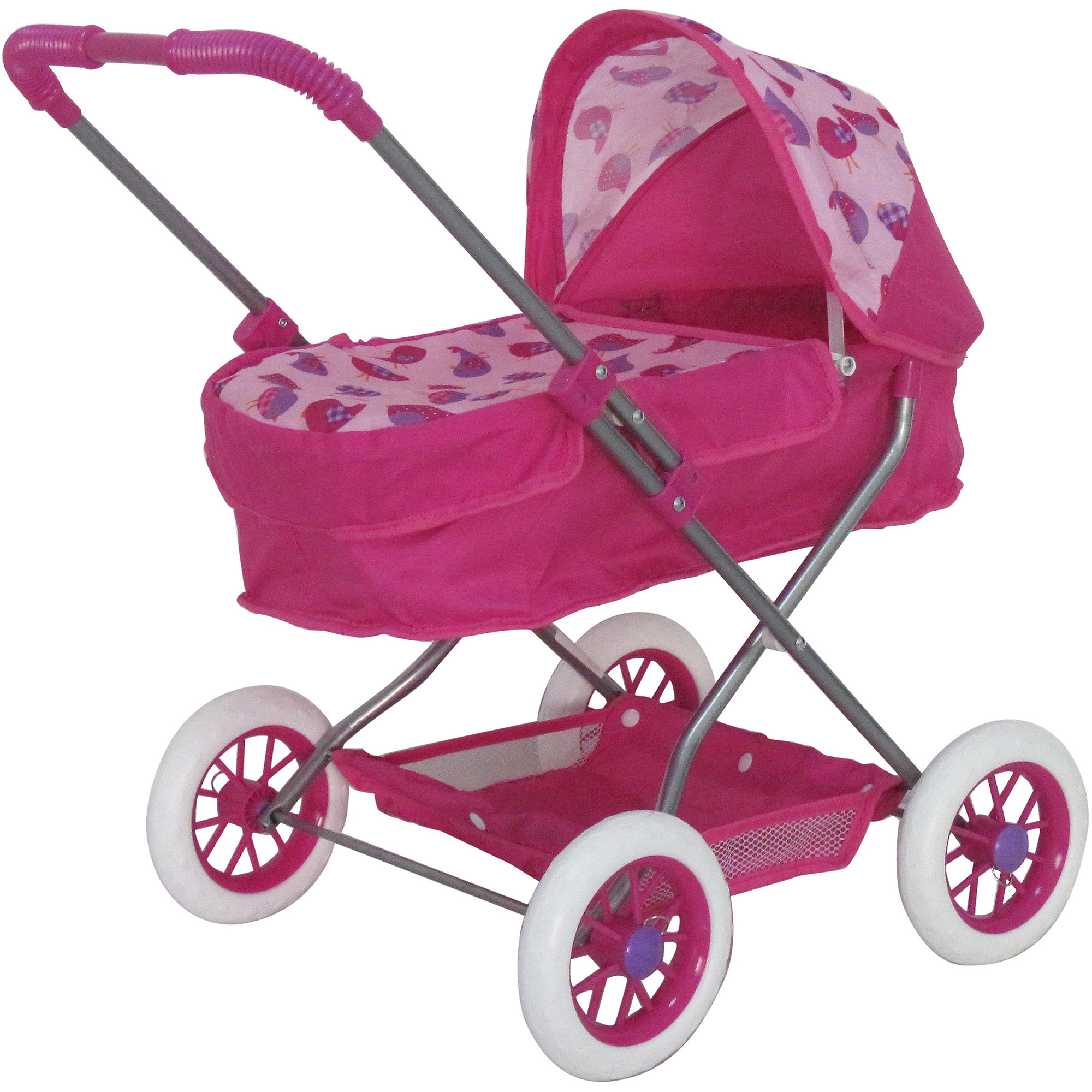 My Sweet Love Doll Pram Birds Walmart Com