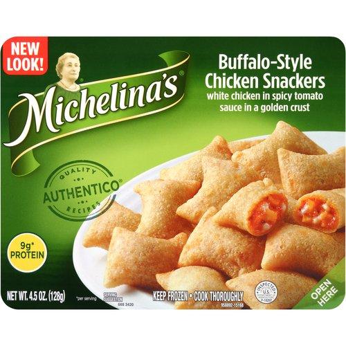 Michelina's Buffalo-Style Chicken Snackers, 4.5 oz
