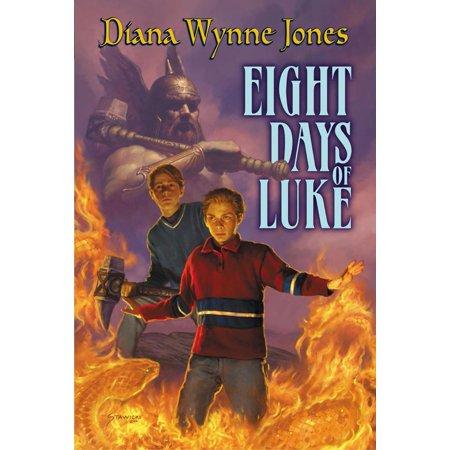 Eight Days of Luke - eBook