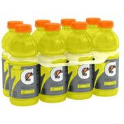 Gatorade Thirst Quencher Sports Drink, Lemon Lime, 20 oz Bottles, 8 Count