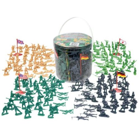 army men action figures - 202 pieces with american, british, german & japanese soldiers British Army Cavalry Regiments