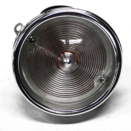 OER 911259 Standard LH Park Lamp Assembly for 1967 Camaro Camaro Park Lamp Lens