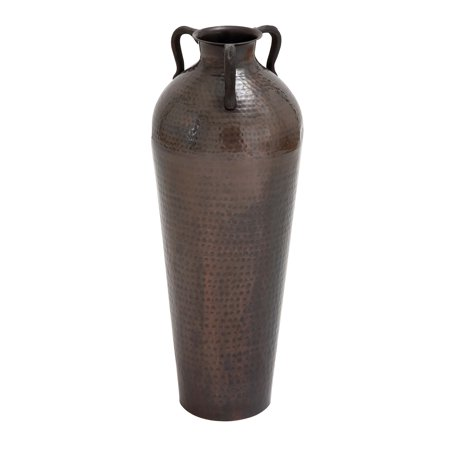 Antiques Persian Vase - 26987 Metal Flower Vase With Antique And Durable Finish