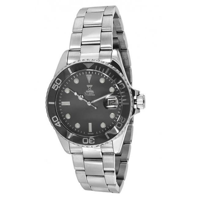 NobelWatchCo N7C100G Stainless Watch