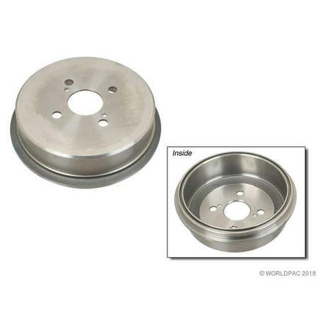 Brembo W0133-1747147 Brake Drum for Toyota Models (Brembo Rear Brake Drum)