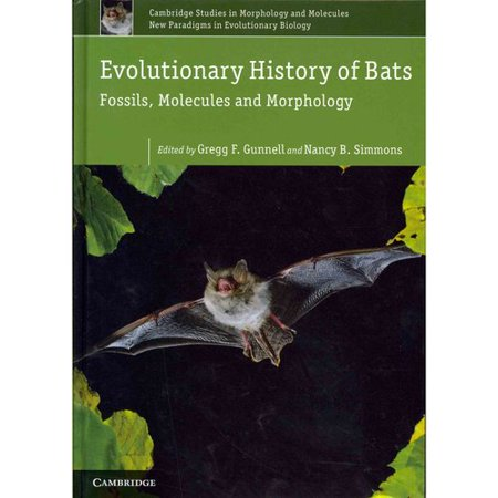 Evolutionary History Of Bats  Fossils  Molecules And Morphology