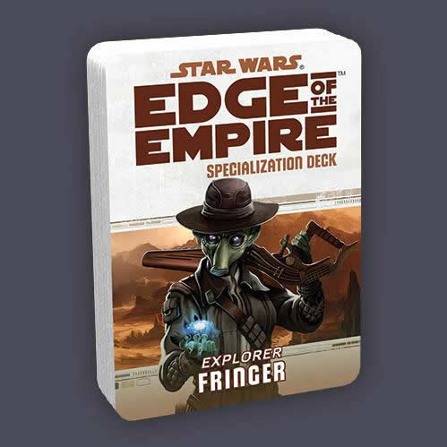 Fringer Specialization Deck Star Wars Edge Of The Empire Rpg Fantasy Flight Games