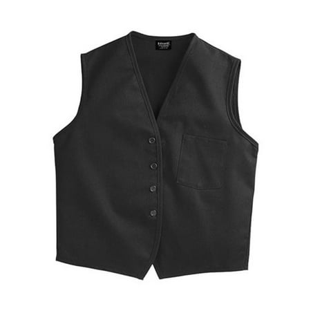 Chest Pocket Embroidered Vest (Unisex Work Vest With Breast Pocket)