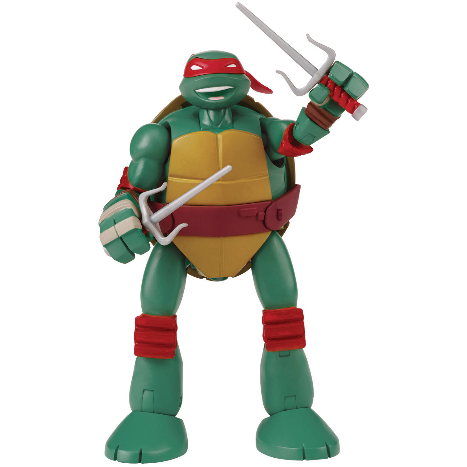 "Nickelodeon Teenage Mutant Ninja Turtles 11"" Pet to Ninja Raphael"