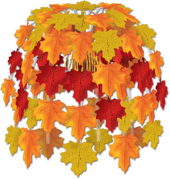 Ddi Leaves Of Autumn Cascade (pack Of 36)
