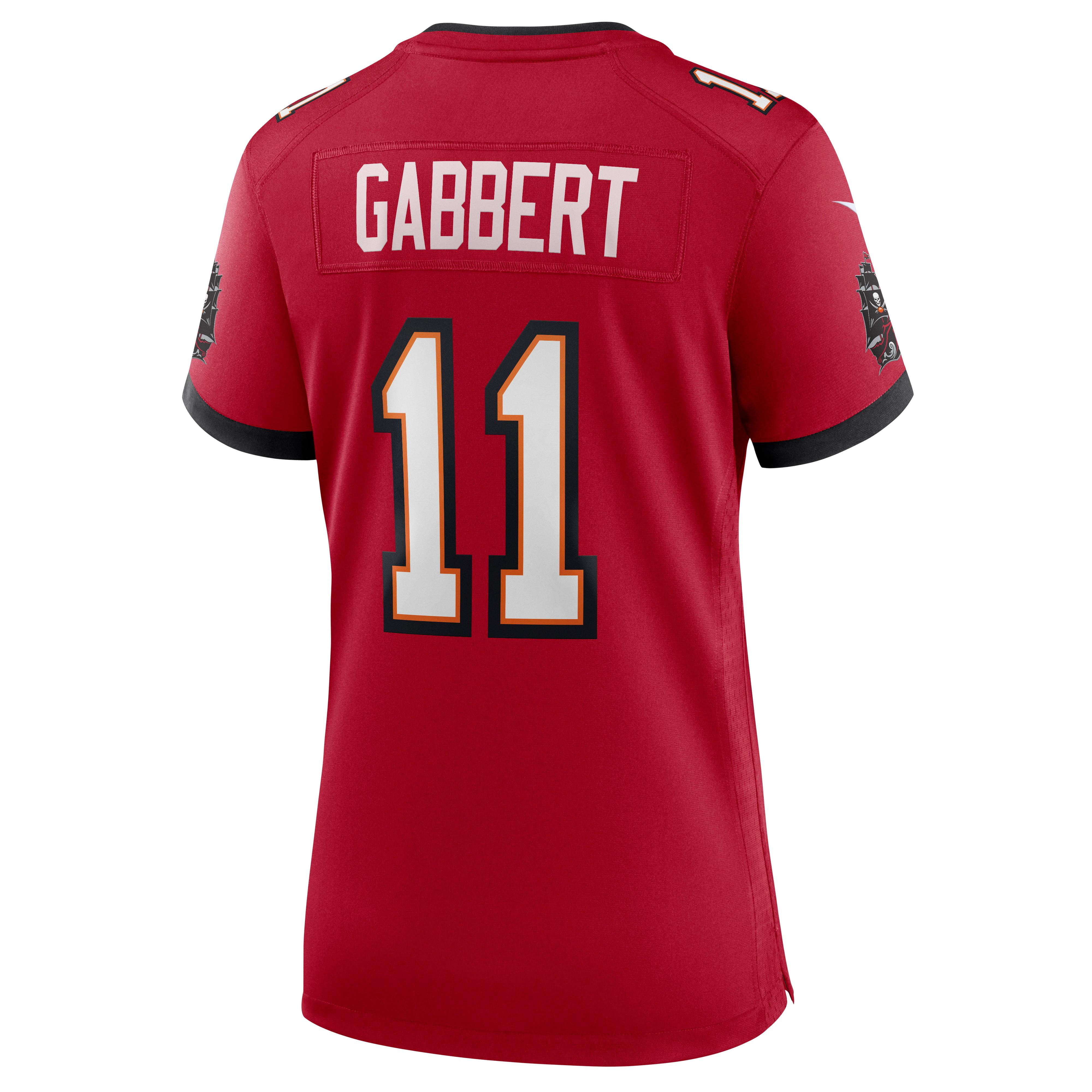 Blaine Gabbert Tampa Bay Buccaneers Nike Women's Game Jersey - Red