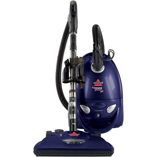Bissel PowerGroom Pet Canister Bag Vacuum, 23T7V