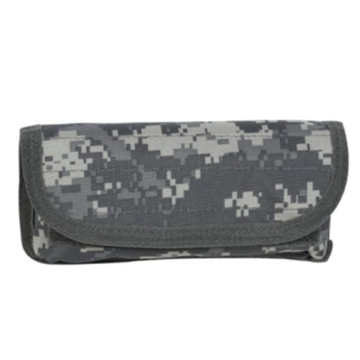20 Round Rifle Shooter's Pouch w/Velcro Panel On Back
