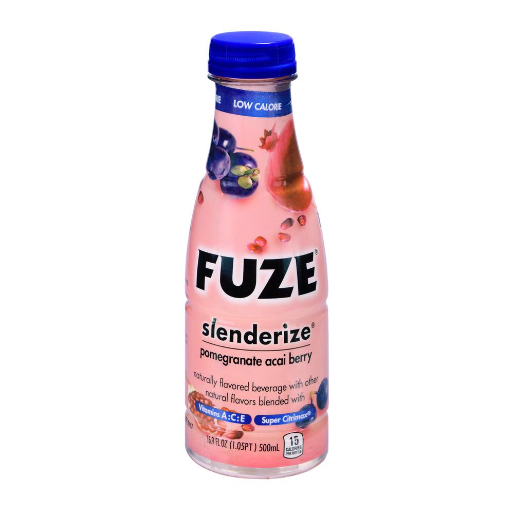 FUZE, Strawberry Lemonade, 16.9 fl oz, 12 Pack - Walmart.com