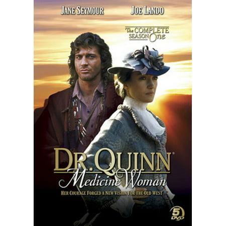 Dr. Quinn, Medicine Woman: Season One (DVD)](Dr Quinn Medicine Woman Halloween 2)