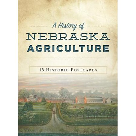 Postcards of America: A History of Nebraska Agriculture: A Life Worth Living - Halloween Postcards History