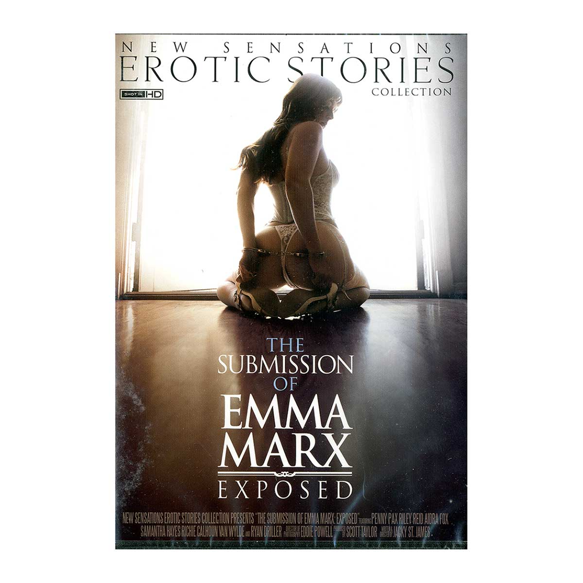 Submission of Emma Marx: Exposed DVD - Walmart.com