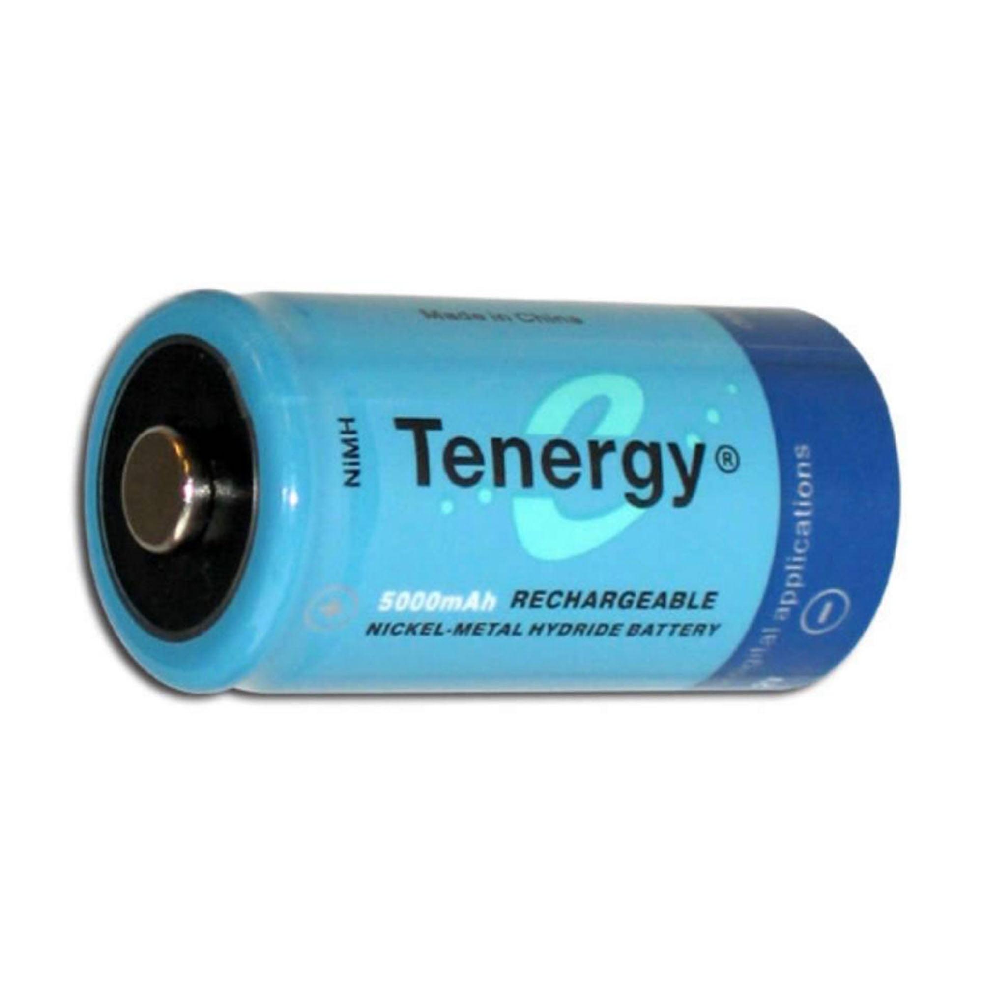 8-Pack C Tenergy NiMH Batteries (5000 mAh) - image 1 of 1