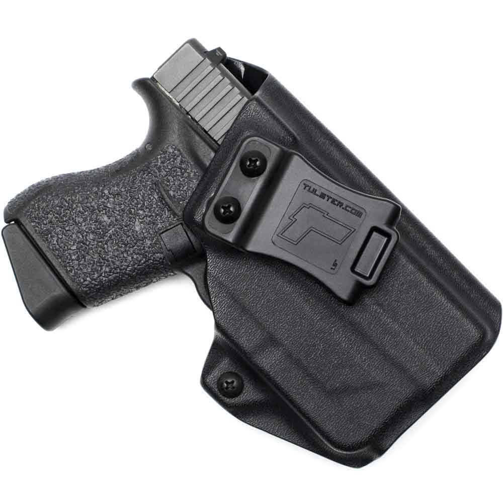 Glock 43 w/Streamlight TLR-6 - ProfileLB Holster - Right Hand