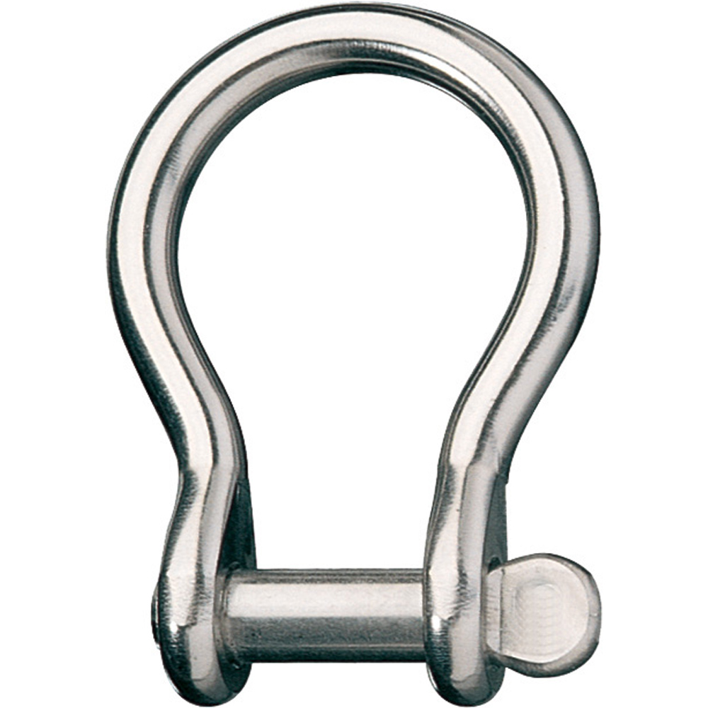 "RONSTAN BOW SHACKLE 3/16"" PIN 23/32""L X 9/16""W"