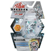 Bakugan Ultra, Pegatrix, 3-inch Tall Armored Alliance Collectible Action Figure and Trading Card
