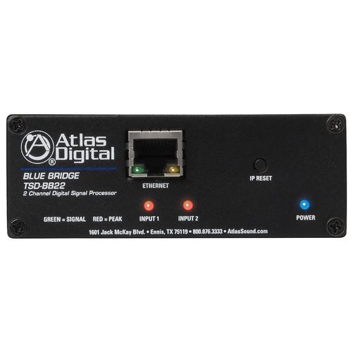 Atlas Sound DSP Audio Processor