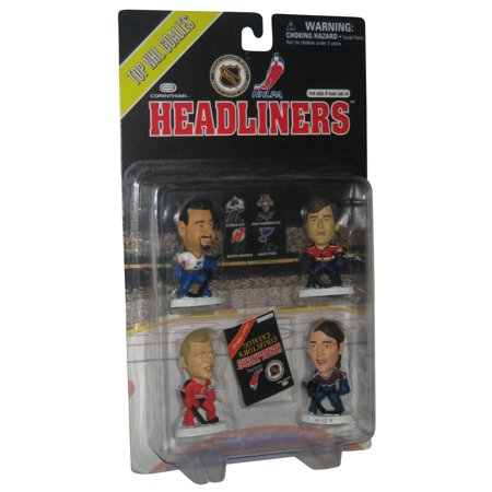 NHL Hockey Headliners Corinthian Top Goalies Mini Figure