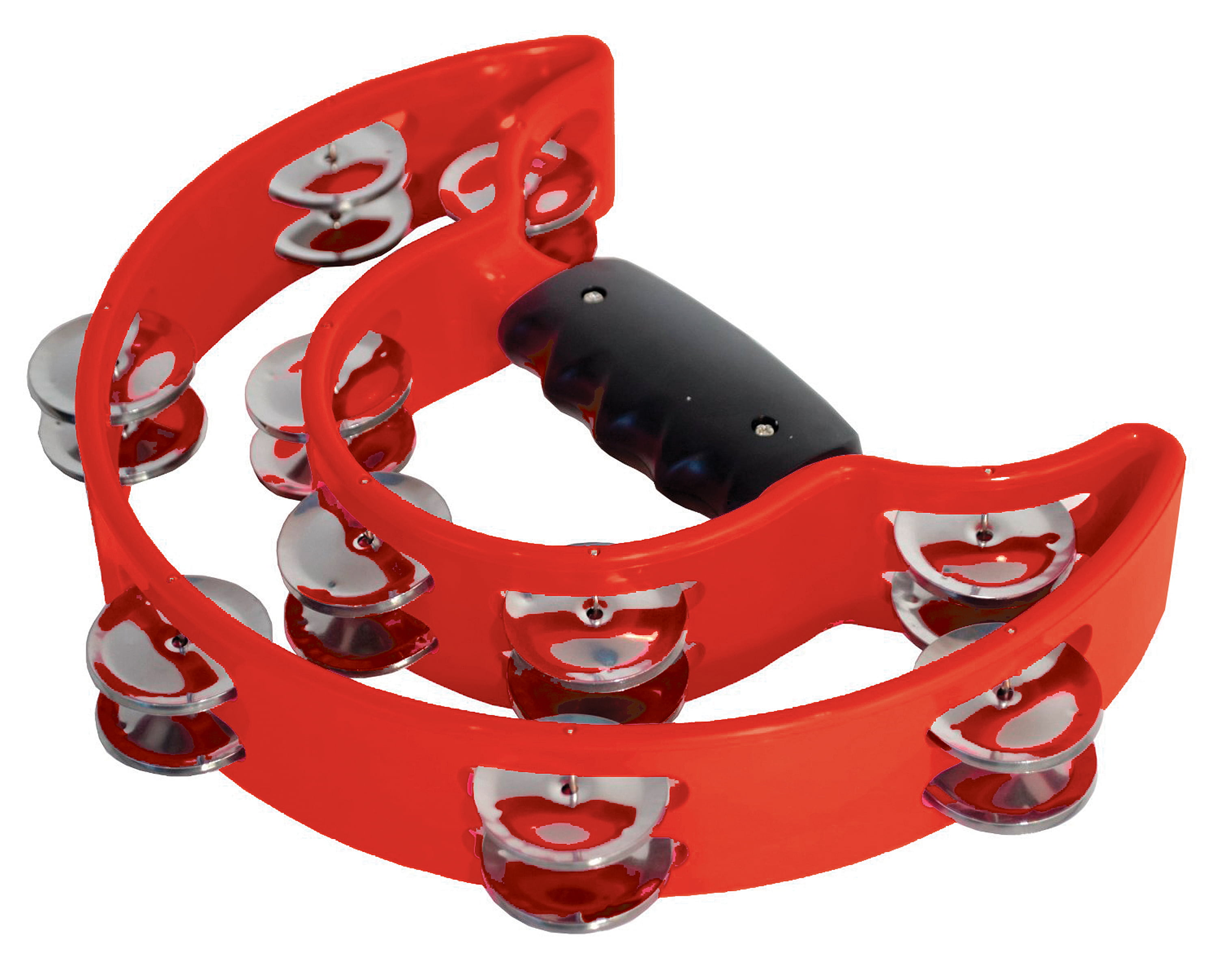Alice ATB002 Double Ring Tambourine by GP Percussion