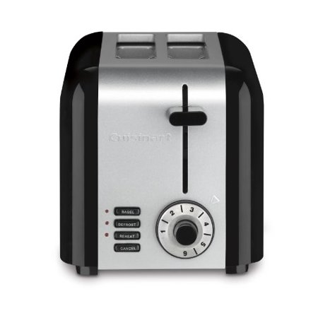 Cuisinart CPT-320 Compact Stainless 2-Slice Toaster, Brushed Stainless [Kitchen] ()