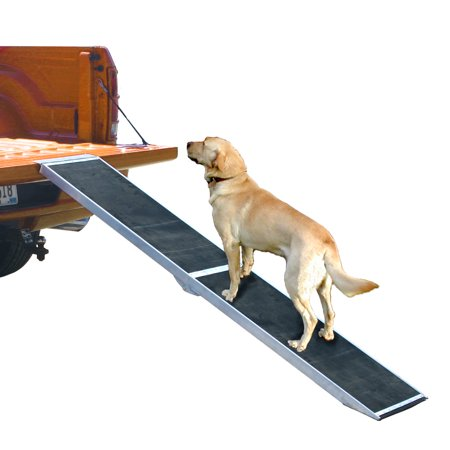 Lightweight Portable Folding Aluminum Pet Ramp
