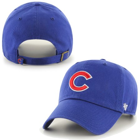 083b4c7068a Chicago Cubs  47 Brand Clean Up Adjustable Hat - Royal - OSFA ...