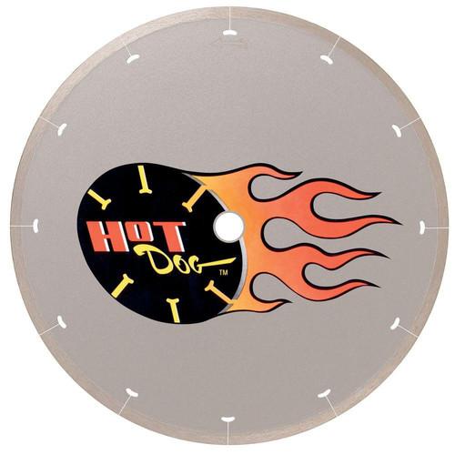 "Mk Diamond 158436 10"" Hot Dog Wet Cutting Tile and Porcelain Blade"
