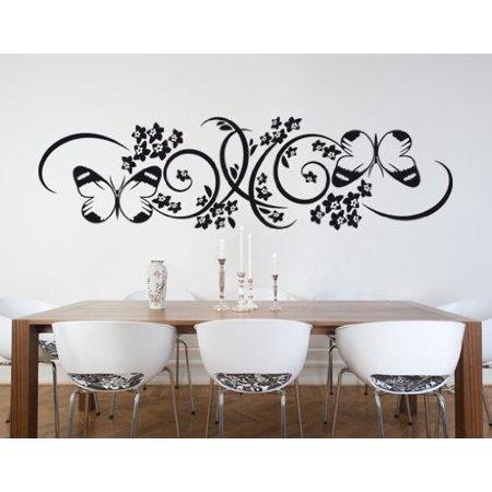 Butterfly Branch Wall Decal wall decal sticker mural vinyl art home de