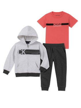 Baby & Toddler Clothing Intelligent Calvin Klein Brand Boys Size 18 Months Sweatpants Boys' Clothing (newborn-5t)