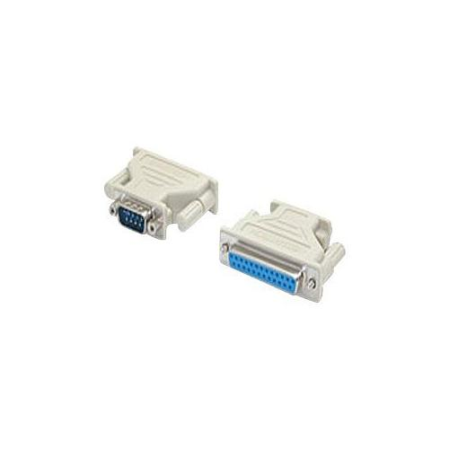 StarTech.com DB9 to DB25 Serial Adapter - M/F - Serial adapter - DB-9 (M) - DB-25 (F) - for StarTech.com 4, Serial Adapt