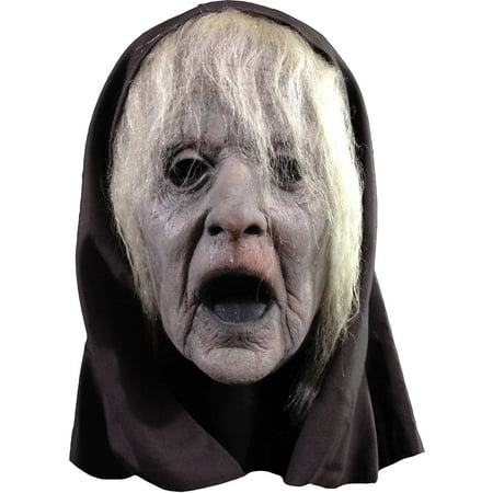 The Wraith Mask Adult Halloween Accessory](Walmart Halloween Mask)