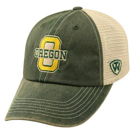 best value c98a9 acc1e University of Oregon Ducks Mesh Adjustable Cap - Walmart.com