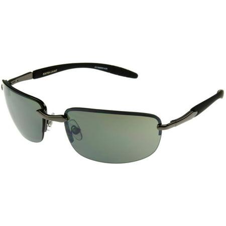 020ccc9199e Foster Grant Drivers Mens Rectangle 2 Sunglasses - www.cinemas93.org