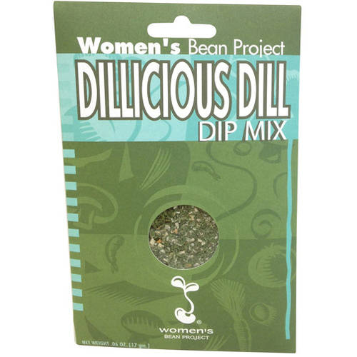 Women's Bean Project Dillicious Dill Dip Mix, 0.06 oz