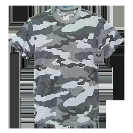 RapidDominance R38-PL-URB-04 Short Sleeve G.I. T-Shirt, Urban - Extra