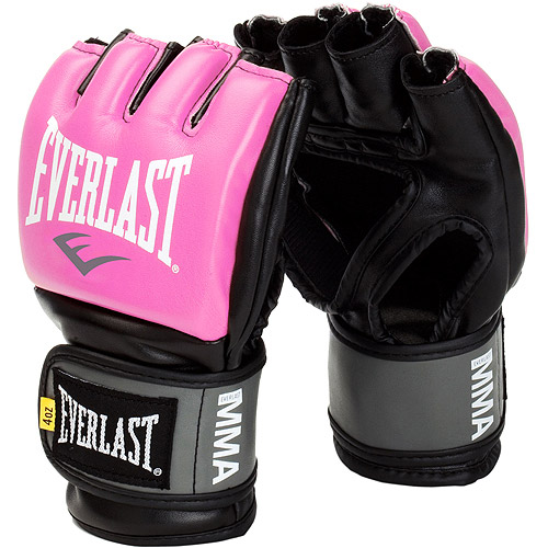 Everlast Pro Style Women's Training Grappling Gloves, Pink by Everlast Sports Mfg Corp