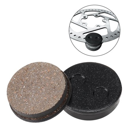 Skateboard Rear Disc Brake Accessory Braking Pads Kit Replacement Parts for Xiaomi Mijia M365 Electric Scooter ()