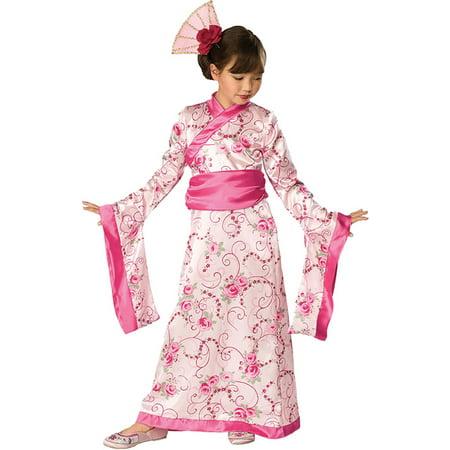 Morris Costumes Asian Princess Child Medium, Style RU882727MD - Asian Princess Costume