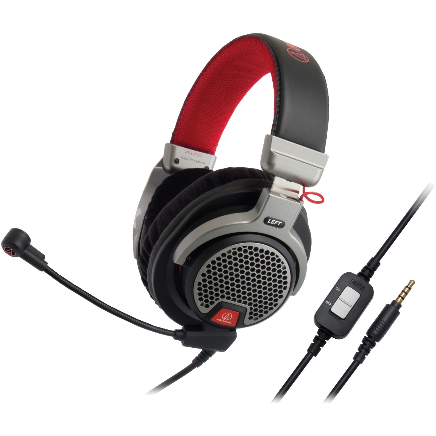 Audio-Technica ATH-PDG1 Ath-Pdg1 Premium Gaming Headset With Open-Air Dynamic Drivers