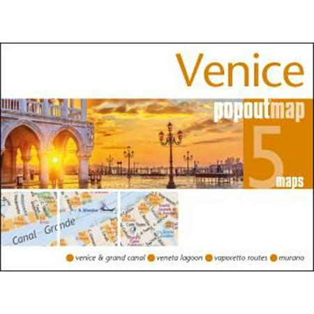Venice Popout Map ()