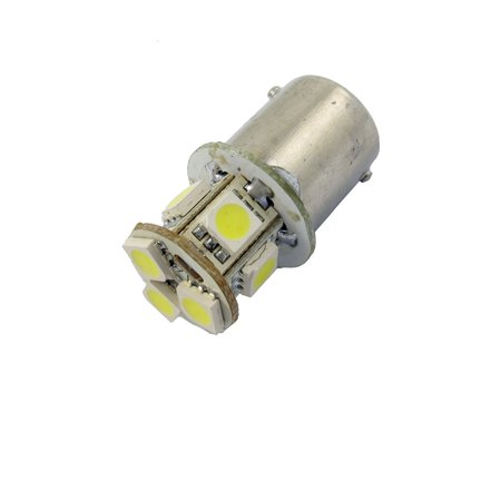 Auto Car 1156 Base P21W 5050 SMD 8 White Signal Light Lamp - image 1 de 1