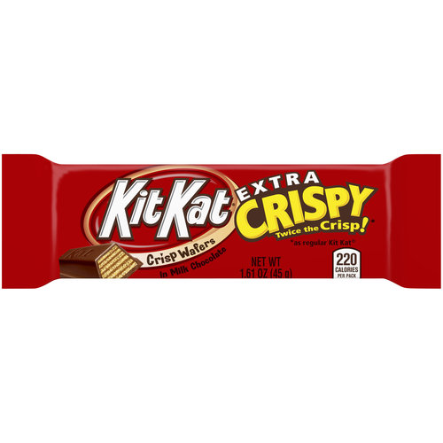 Kit Kat Extra Crispy Wafer Bar, 1.61 oz